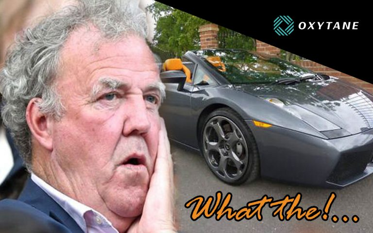 Jeremy Clarkson's 2007 Lamborghini Gallardo